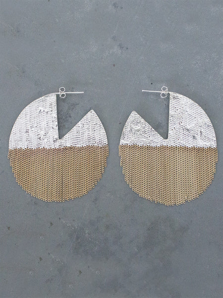 Hannah Keefe Pie Earrings