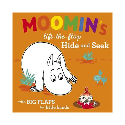 Moomin's Lift the Flap Hide and Seek