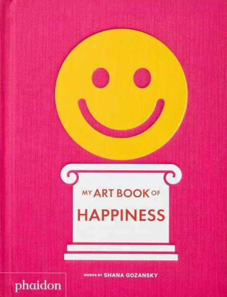 My Art Book My Happiness