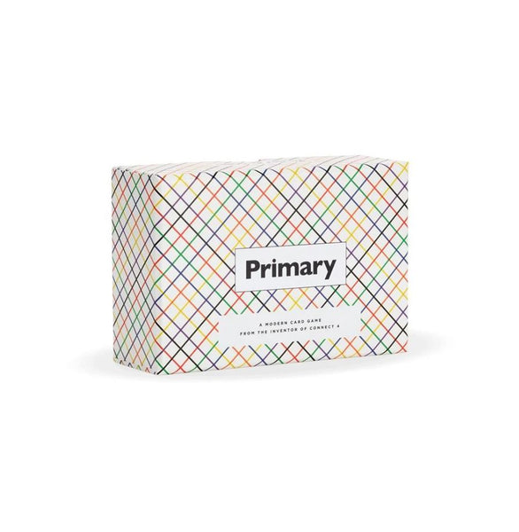 Primary Playing Cards