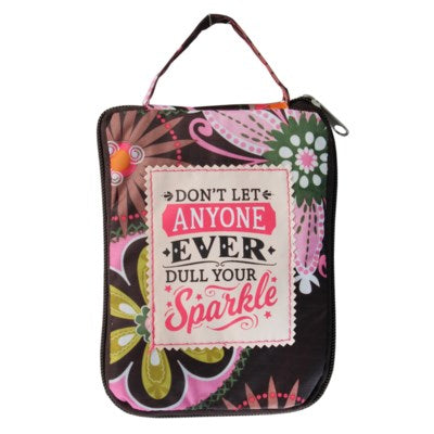 Fab Girl Totes - Don't Let Anyone