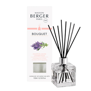 Lavender Fields Cube Reed Diffuser Set