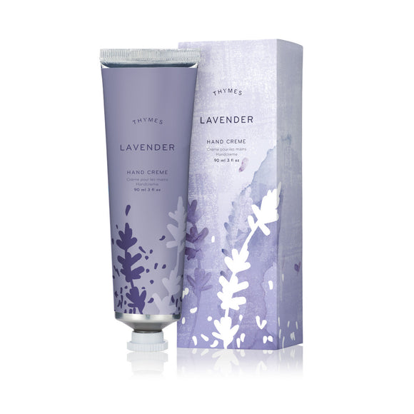 Thymes Lavender Hand Creme (90mL/3oz)