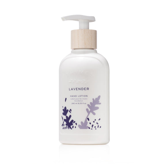 Thymes Lavender Hand Lotion (240mL/8.25fl oz)