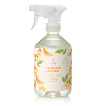 Thymes Mandarin Coriander Countertop Spray