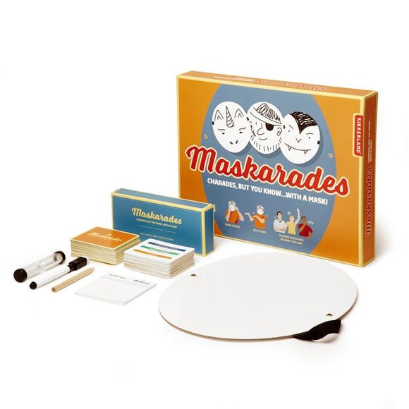 Maskarades Party Game