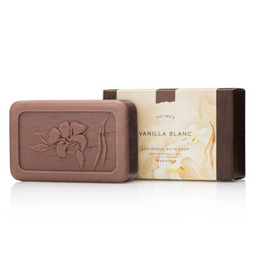 Vanilla Blanc Bar Soap