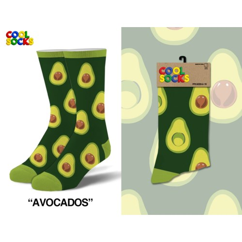 Avocado - Men's Cool Socks