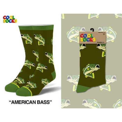 Bass - Men's Cool Socks