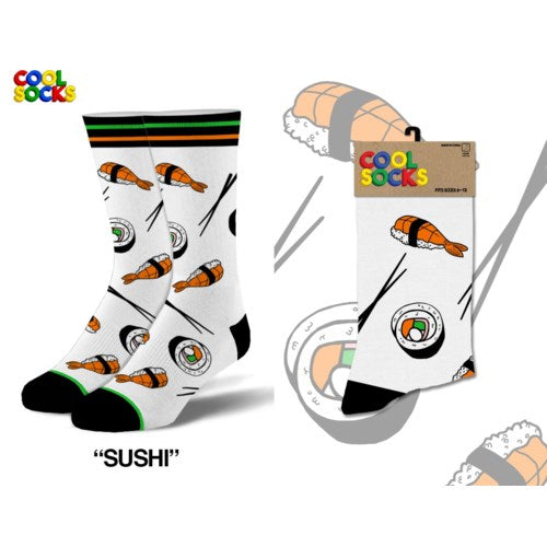 Sushi - Men's Cool Socks