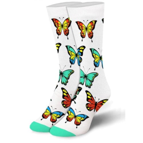Butterfly - Women's Cool Socks