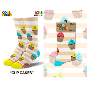 Cup Cakes - Women's Cool Socks