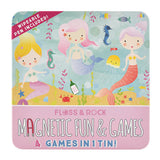 Magnetic Fun and Games - Mermaid