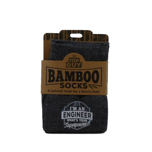 Top Guy Bamboo Socks - Engineer
