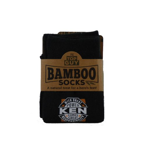 Top Guy Bamboo Socks - Ken