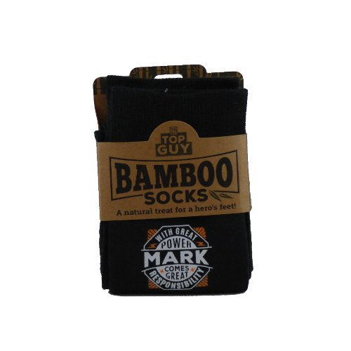 Top Guy Bamboo Socks - Mark