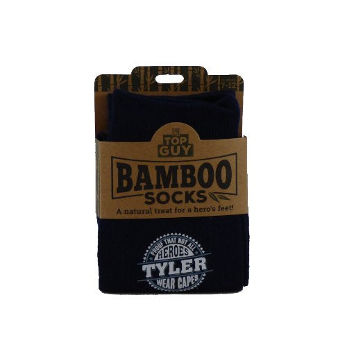 Top Guy Bamboo Socks - Tyler