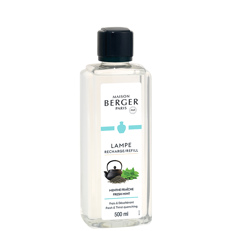 Lamp Berger Lamp Oil Fragrance - Fresh Mint 500 ml