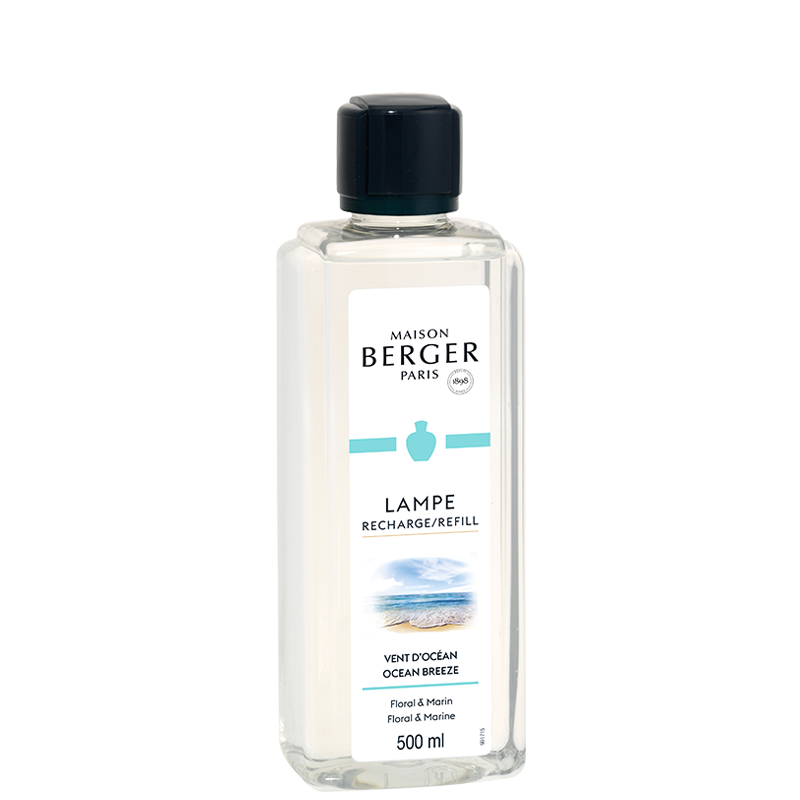 Lamp Berger Lamp Oil Fragrance - Ocean Breeze 500 ml