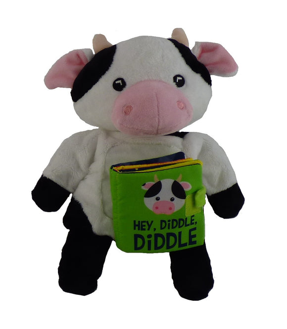 Hey, Diddle, Diddle Storybook Hand Puppet