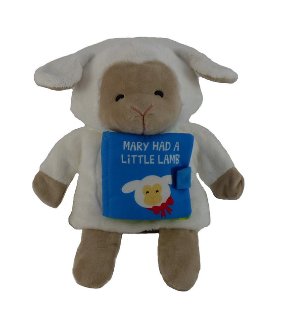 Mary Had a Little Lamb Storybook Hand Puppet