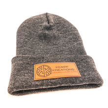 Load image into Gallery viewer, Patch it Beanie - Gray