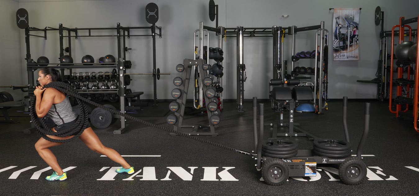 How nothing trains like TANK – National Fitness Trade Journal