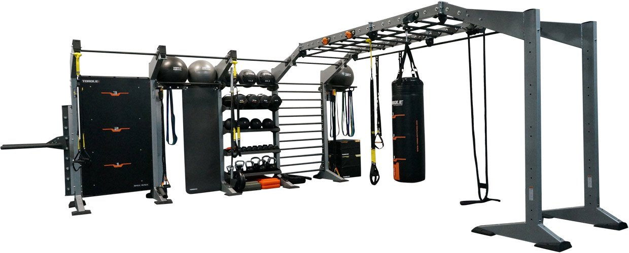 X-Create Delivers Custom Functional Training with Built-in Storage