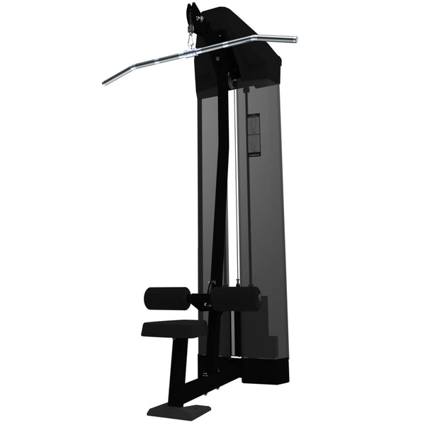 lat pulldown wall mount machine