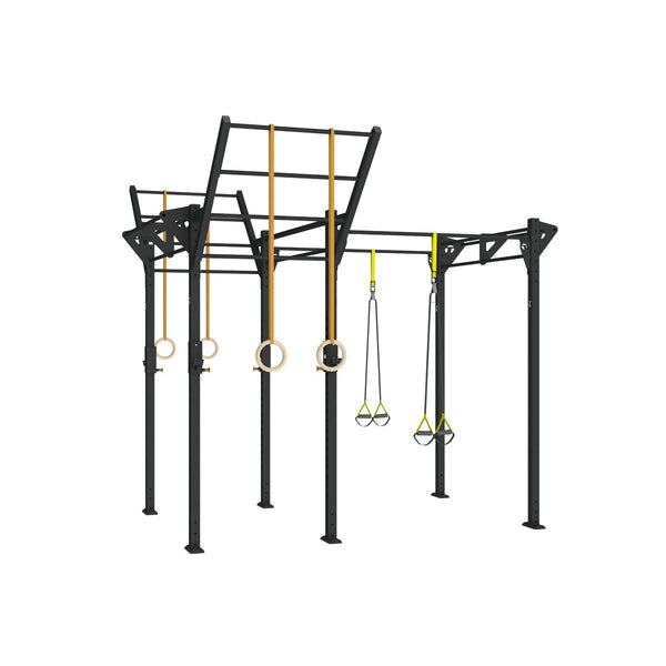 10 X 6 PULL-UP RACK - X1 PACKAGE