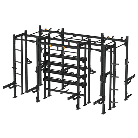 14 X 7 Monkey Bar Storage - X1 Package