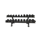 Two Tier Dumbbell Rack