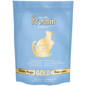 Fromm Gold Healthy Weight Grain Inclusive Dry Cat Food