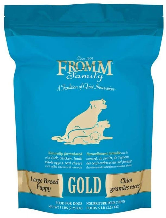 Fromm Gold Large Breed Puppy Grain Inclusive Dog Dry Food