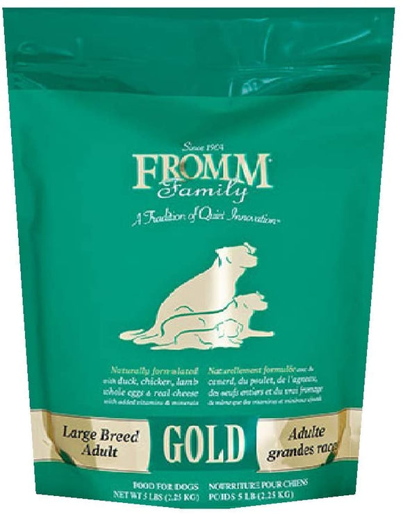 Fromm Gold Large Breed Adult Grain Inclusive Dry Dog Food