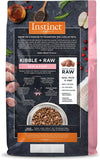 Instinct Raw Boost Skin & Coat Health Grain Free Recipe With Real Chicken & Freeze Dried Raw Adult Dry Dog Food