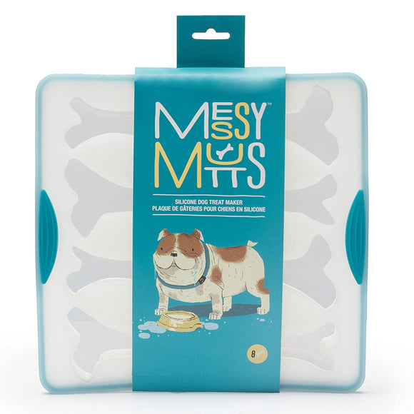 Messy Mutts Silicone Bake & Freeze Treat Maker