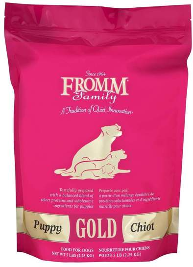 Fromm Gold Puppy Grain Inclusive Dog Dry Food