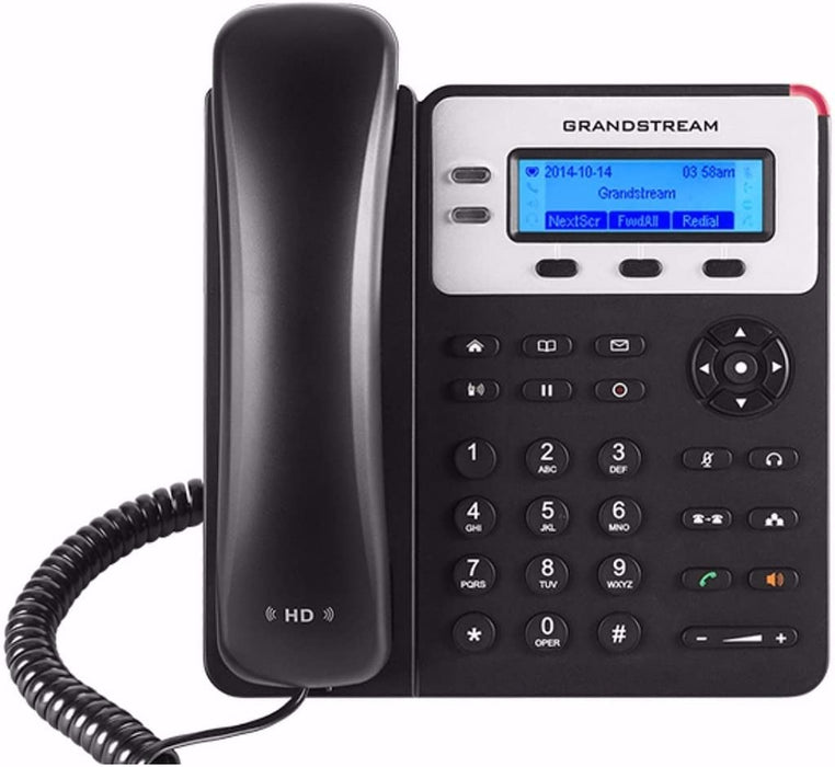 Grandstream GXP 1620 2 line 2 Account, SIP VoIP IP Phone