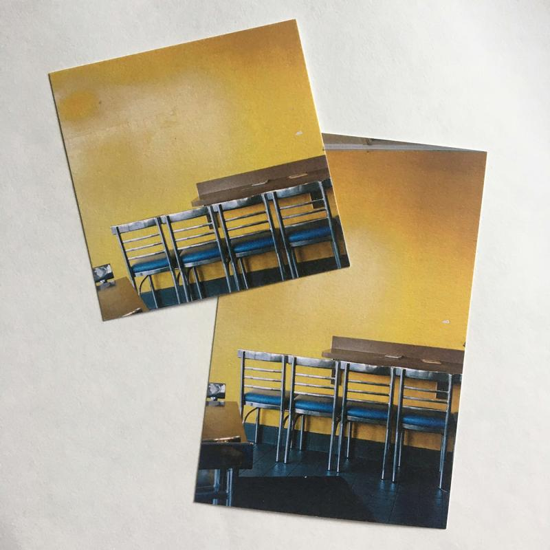 Chairs — Collectible Print