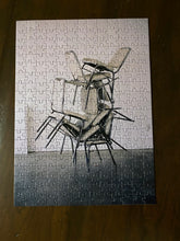 Load image into Gallery viewer, chairsarepeople Fine Art Jigsaw Puzzle