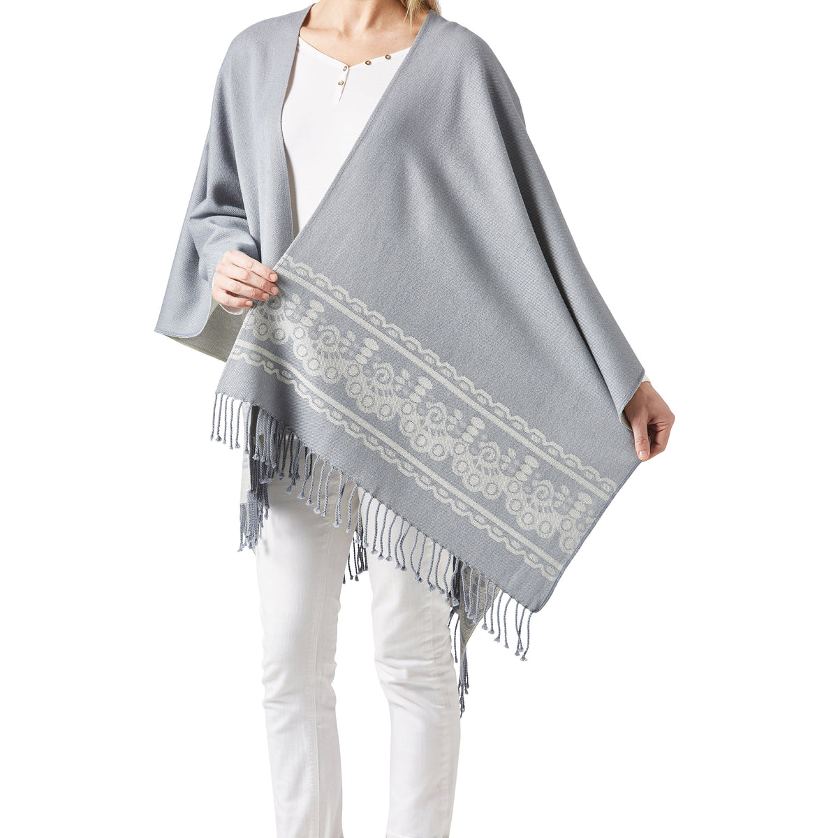 Women's Steel Shawl