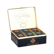Load image into Gallery viewer, Specialty classics assorted gift tin caddy - Basilur  - 60 tea bags