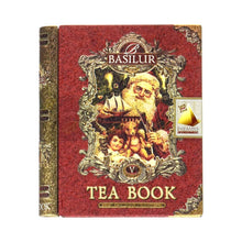 Load image into Gallery viewer, Mini Tea Book Vol v - Basilur - 05 tea bags 10g (3.5oz) x 05 packs bundle