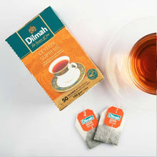 Load image into Gallery viewer, Ceylon supreme tea bags - Dilmah - 50 Tea bags - 100g (3.53oz) x 03 packs bundle