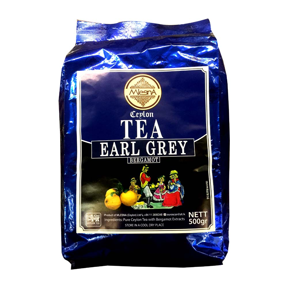 Earl Grey tea - Mlesna - 500g (17.63oz)