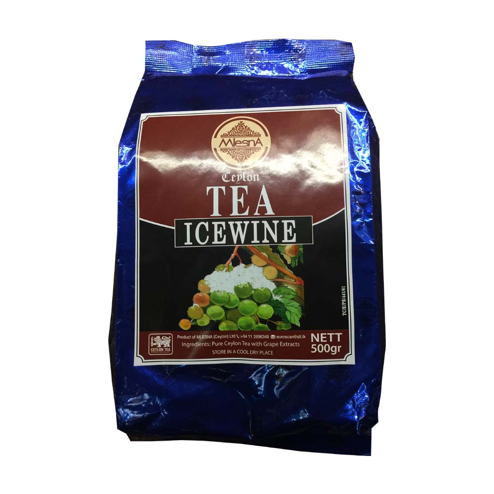 Natural Flavored Icewine Tea - Mlesna - 500g (17.63oz)