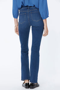 Slim Boot Cut Jeans