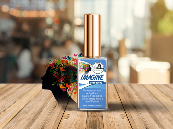 IMAGINE- BODY SPRAY