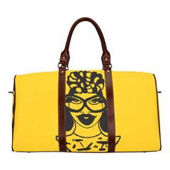 """VALDEA"" MULTI COLOR LARGE TRAVEL TOTE BAGS"
